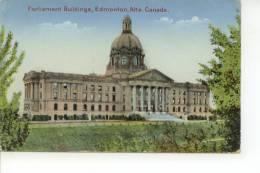 Parliament Buildings Edmonton Alberta Canada - Edmonton