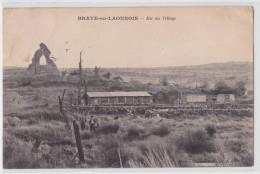 BRAYE-EN-LAONNOIS - Est Du Village - Ruines De L'Eglise - Maison Dardenne éditeur - Ohne Zuordnung