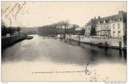 77-La FERTE-sous-JOUARRE- Marne Et Vieux Château-Carte Précurseur- Dos Non Divisé - La Ferte Sous Jouarre