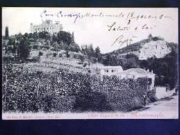 VENETO -PADOVA -MONTEMERLO CERVARESE -F.P. - Padova