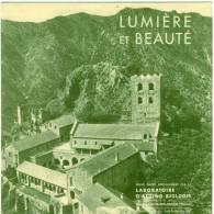 Lumière Et Beauté N°8 Août Sept.1939 Pyr. Orles Abbaye De St Martin Du Canigou Vernet Les Bains Tech Casteil Palalda TBE - 1900 - 1949