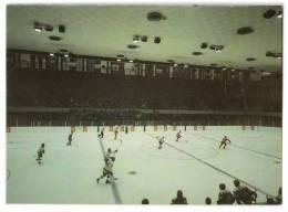 SPORTS XIV OLYMPIC WINTER GAMES SARAJEVO 1984. THE HOKEY GAME ON SKENDERIJA OLD POSTCARD - Postcards