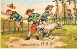 Vriendschap Uit Rillaer - Aarschot