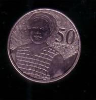 GHANA AFRIQUE DE L´OUEST WEST AFRICA 50 PESEWAS 2007 NEUF NEW UNC FDC FEMME PAYSANNE FILLE FARMER GIRL WOMAN - Ghana