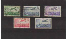Poste Aérienne N°8 A 12 Oblitéré (cote 28€) - 1927-1959 Oblitérés