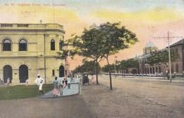 ASIE----CEYLON----Chatham Street Fort Colombo--voir 2 Scans - Sri Lanka (Ceylon)