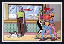 Ilustrador *Joan Colomines*  Ed. A.G. Cobas 1985 Nº 001.  Nueva. - Ilustradores & Fotógrafos