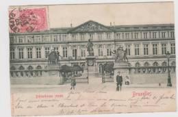 CPA  BRUXELLES   Bibliothèque Royale - Monumenten, Gebouwen