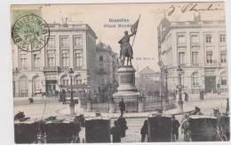 CPA  BRUXELLES   Place Royale - Monumenten, Gebouwen