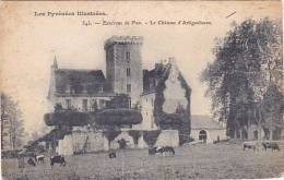 PYRENEES ATLANTIQUES ENVIRONS DE PAU LE CHATEAU D ARTIGUELOUVE - Frankreich