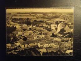 LE MESNIL SAINT DENIS YVELINES VUE GENERALE AERIENNE - Le Mesnil Saint Denis
