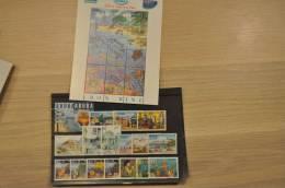 B102 ++ ARUBA 1997 JAARSET YEAR SET NVPH 188-206  POSTFRIS MNH CAT 58,40€ - Postzegels