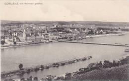Germany Koblenz vom Asterstein gesehen