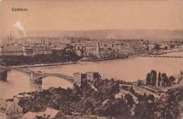 Germany Koblenz Panorama 1920