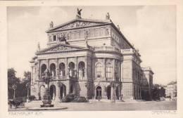 Germany Frankfurt Opernhaus
