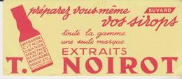 Buvard Extraits Végétaux T Noirot - Buvards, Protège-cahiers Illustrés