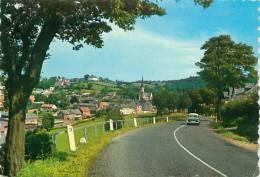 CPM - EUPEN - Route De Malmédy - Ville-Basse (Ed. Lander, 10) - Eupen