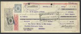 CLASE 5.ª - BANCO ESPAÑOL DE CRÉDITO - SEVILLA - 1956 - F2116740 - Bills Of Exchange