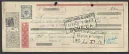 CLASE 6.ª - CALZADOS DORACI - ELDA - BANCO ESPAÑOL DE CRÉDITO - ELDA - SEVILLA - 1958 - I4065004 - Bills Of Exchange