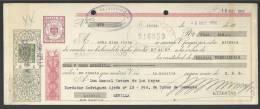 CLASE 10.ª - A. R. VALDESPINO - JEREZ - BANCO URQUIJO - SEVILLA - 1956 - K7560788 - Wissels