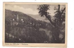 CPSM ITALIE - ONCINO - 1250 S/m - Panorama - Très Jolie Vue Générale De Ce Village - Non Classificati