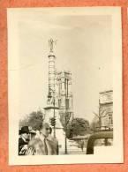 75004 - Colonne De La Victoire à Paris En 1955 -  Architecture - Photo 4.5 Cm X 6 Cm - Lieux