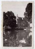 PHOTOGRAPHIE ANCIENNE CHATEAU DE FOULLETORTE SAINT GEORGES SUR ERVE MAYENNE - VOIR LES SCANNERS FORMAT 9X6CM DE 1946 - Lugares