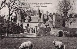 Environs De Plestin-les-Grèves - Le Château De Lesmaës - Plestin-les-Greves