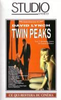 Twin Peaks °°°° David Lynch - Policiers