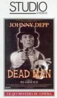 Dead Man °°° Johnny Depp - Western / Cowboy