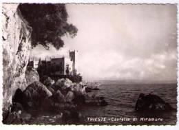 TRIESTE (TS) -  CASTELLODI  MIRAMARE - Trieste