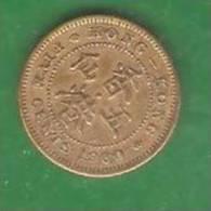 5  Cents  HONG-KONG  1960  (PRIX FIXE)   (BD19) - Hong Kong