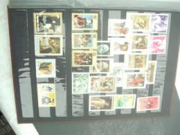 F4179-Lot Stamps Mixed Quality Rwanda - Collezioni