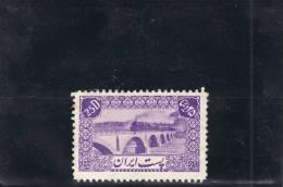 G282 IRAN NEUF N° 753 1942 Gomme Alterée - Iran