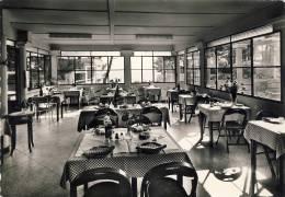 SAINT-AYGULF - Hôtel Bar Restaurant Chez Francis Les Rives D´Or Salle à Manger Avec Vue Sur La Mer - Saint-Aygulf