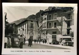 P 2012 11 11 Andorre Andorra La Vella, La Plaça Y Correus. Claverol  718 - Andorra