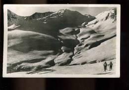 P 2012 11 11 Andorre . Le Col Blanc, La Source De L'Ariège, Le Pic Negre. Editeur Labouche N° 26 - Andorra