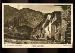 P 2012 11 11 Andorre . Canillo, Rue Typique. La Maravilla N° 29 - Andorra