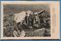 SCOUTISME --  Raréges - Le Camp Bernard Rollot - La Cuisine - Scouting