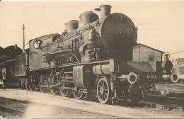 LOCOMOTIVES DU SUD EST Machine 140 E 204 - Trenes