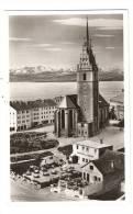 CPA : Allemangne : Friedrichschafen A. Bodensee : St. Nikolaus. Kirche : Eglise Saint Nicolas - Friedrichshafen