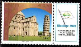 PIA - ITALIA - 2002 : Patrimonio Mondiale Dell´ Unesco   - (SAS  2645-46) - 2001-10:  Nuovi