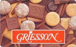 Germany - K 1408A - 09.1993 - Griesson - Chocolate - Archery - 4.000ex - Germania