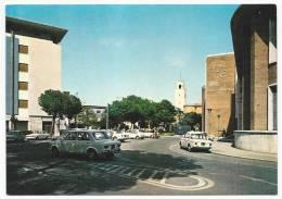 Latina - Piazza Dei Bonificatori - Auto - H299 - Latina