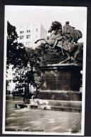 RB 900 - Real Photo Postcard - Plaza Bolivar & Statue - Venzuela  - South America - Venezuela