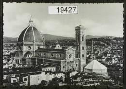 Firenze La Cattedrale In Panorama - Firenze