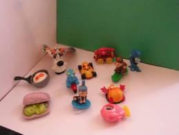 11 Different  Kinder Surprise  Toy - Kinder & Diddl