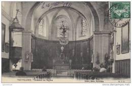 70 - VAUVILLERS / INTERIEUR DE L'EGLISE - Autres Communes