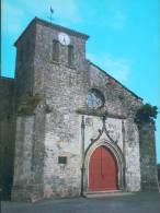 85 - MERVENT - L´ Eglise. (Le Portail) - Autres Communes