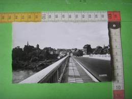 13) Vouziers : Le Pont Sur L'aisne :  Dentelee N Et B - Vouziers